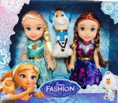 Frozen babiky, olaf zadarmo k tomu - 1
