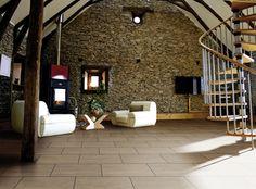 wine #Desert Travertine Stone Wall Living Room, Old Stone, Interior Exterior, Travertine, Home And Living, Patio, Flooring, Outdoor Decor, House
