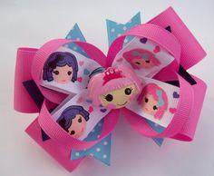 Lalaloopsy bow
