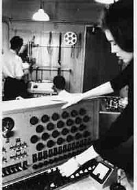 Delia Desbyshire, precursor and inventor of modern electronic music.