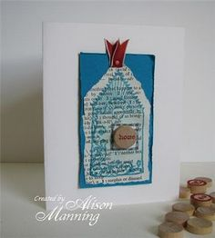 Gingersnap Creations: Alison Manning