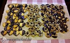 Hosszan friss linzer Black Eyed Peas, Cereal, Food And Drink, Sweets, Cookies, Breakfast, Cake, Kitchen, Gastronomia