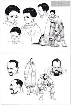 """Seraphim"" manga by Satoshi Kon and Mamoru Oshii (1995-1996)"