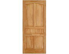 Five Panel Diyar Wood Door Pid014 - Solid Wood Entry Doors - Door Designs - Product Design