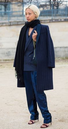 10 Rules Of Style: The Haute Pursuit's Vanessa Hong AW15   MATCHESFASHION.COM UK