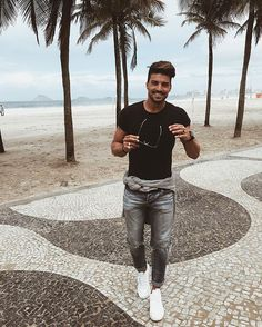 WEBSTA @ marianodivaio - I'll miss this place New white #MDVshoes on my…