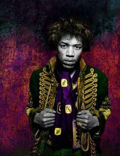 Le più belle foto di Hendrix si tingono di nuovi colori - Repubblica.it Mobile