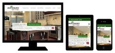 Delta Media Group launched the new mobile-responsive website, Old Colony Realtors. Mobile Web Design, Mobile Responsive, New Mobile, Colonial, Product Launch, Real Estate, Real Estates