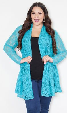 Trendy plus size clothing guide for women sizes Fashionable Plus Size Clothing, Plus Size Clothing Stores, Plus Size Fashion For Women, Plus Size Womens Clothing, Plus Fashion, Style Fashion, Big And Tall Outfits, Plus Size Outfits, Plus Size Outerwear