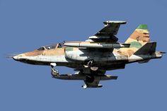 Sukhoi Frogfoot (two) aircraft photo gallery Air Force Aircraft, Fighter Aircraft, Air Fighter, Fighter Jets, Russian Military Aircraft, Russian Plane, Close Air Support, Russian Air Force, Sukhoi