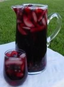 Sweet Berry Sangria | Barefoot Wine & Bubbly