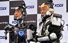 Estos robots se están quedando con nuestros empleos