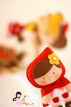 Chapeuzinho Vermelho Baby
