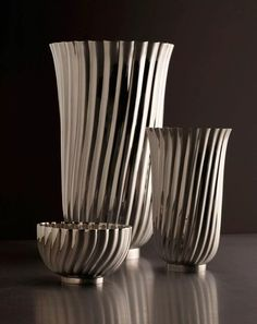 Carrousel Collection - Fine Metals at L'Objet
