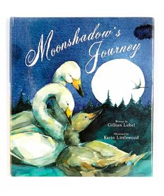 Loving this Moonshadow's Journey Hardcover on #zulily! #zulilyfinds