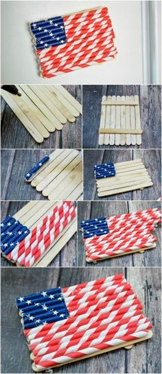 of July Magnetic Flag Craft This fun Independence Day flag craft is so much fun for kids and it is so easy to make! Includes tips for finding all the supplies and ways to keep your summer crafting with kids simple! 4th Of July Party, Fourth Of July, Independence Day Wallpaper, Summer Crafts For Kids, Kids Crafts, Kids Diy, Summer Kids, Spring Crafts, Decor Crafts