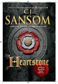 Heartstone ~ C.J. Sansom ~