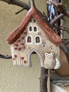Artsy Fartsy, Xmas, Diy Crafts, Bird, Outdoor Decor, Home Decor, Painted Rocks, Decoration Home, Room Decor