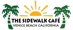 The Sidewalk Cafe - Venice Beach, California
