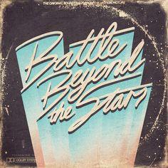 Battle Beyond the Stars on Behance