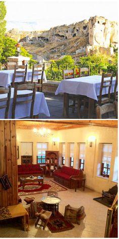 #Yusuf_Yigitoglu_Konagi_Hotel - #Cappadocia - #Turkey http://en.directrooms.com/hotels/info/2-70-1412-33575/
