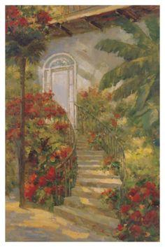 Bougainvillea Entry
