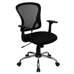 Clay Mid-Back Mesh Desk Chair, Multiple Colors