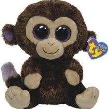 Ty Beanie Boos.I have this one his name is coconut