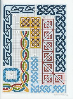 Just Cross Stitch Patterns
