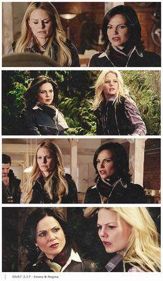 Emma and Regina ouat 3x17