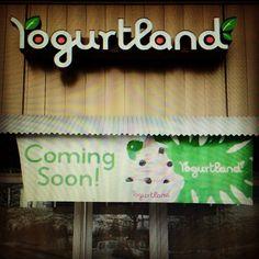 """@yogurtlandwashington's photo: """"Coming soon to Lynnwood, Washington.  Yogurtland Lynnwood!  #yogurtland #froyo #lynnwood #yogurtlandlynnwood"""""""
