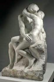 Antonia Dávalos, Creadora: EL BESO de August Rodin En el diario de una honori...