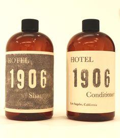 1906 Hotel Welcome Package by Jen Dodaro, via Behance