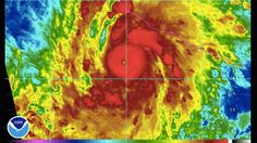 'Potentially catastrophic' Hurricane Patricia grows into a monster Category 5 storm