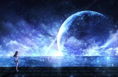 Anime Scenery Wallpaper, Galaxy Wallpaper, Illusion Photography, Fantasy Art Landscapes, Pretty Backgrounds, Fashion Design Drawings, Love Pictures, Nature Photos, Aesthetic Pictures