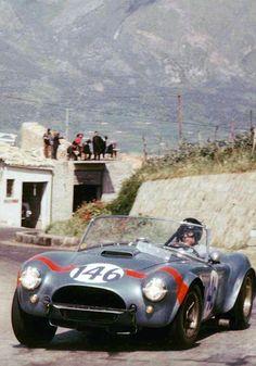1964 AC Cobra 289  Dan Gurney at the wheel