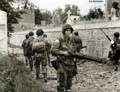 Normandy 1944 82nd Airborne