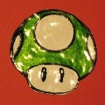 DIY window clings with puffy paint. Good for a kid's party or holiday decorating. 7th Birthday, Birthday Ideas, Mario Room, Little Boys Rooms, Super Mario Party, Game Themes, Super Mario Brothers, Puffy Paint, Window Clings
