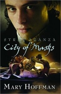 Review: Stravaganza: City of Masks by Mary Hoffman | Escape Through the Pages | Click to see review