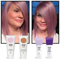Keväistä ihanuutta hiusmallimme kutreissa! Vaalennuksen jälkeen sävytelty #ColorMask-tehohoidon sävyillä #Latte ja #Pearl sekä #ColorMaskPaint-sävyillä #Lavender ja #DeepPurple  #KCTeam #KCProfessional #pastelhair #Optikalist #Spring2015 #hairtrends  Tule hiusmalliksemme – kiertue on käynnissä! ℹ️Facebook: KC Models