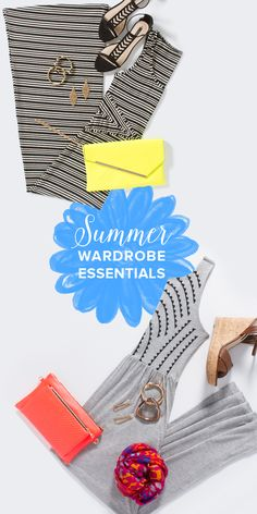 Summer Wardrobe Essentials - Rent Clothes Online with Le Tote Summer Essentials, Fashion Essentials, Summertime Outfits, Summer Outfits, Rent Clothes, Le Tote, Cool Style, My Style, Summer Sun