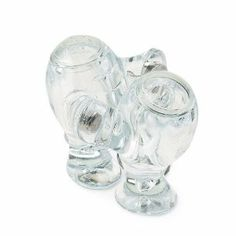 Koziol Step'N Pep 3110535 Transparent Dancing Salt&Pepper Shakers, 2,64X4,53X3,15 by Koziol. $35.53. 2.64 inches long, 4.53 inches wide, 3.15 inches high, 2-year limited warranty. The two items stick together due to a magnet. Product is 100-percent biodegradable as it is produced in Germany. The only Salt and Pepper Shakers that can dance. This dancing salt & pepper duo will brighten up the breakfast table, beautify any party buffet (while pleasing the host.) - and doub...