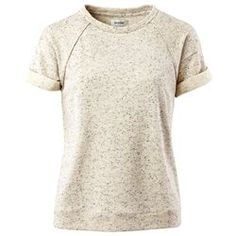 Sweat molleton moucheté Shirt Dress, Sweaters, Shirts, Clothes, Spring 2015, Tops, Women, Style, Fashion