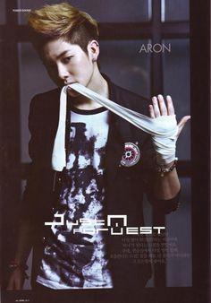 NU'EST Aron