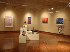 Lorel Lee's Solo Art Exhibit
