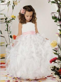 1dress, Blumenmädchenkleid