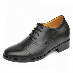 height increasing elevator shoes for men that make you taller 8cm / 3.15inch from topoutshoes's high heel shoes for men collections