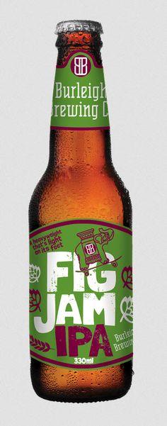 Burleigh Brewing Co. Fig Jam IPA