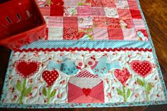 Spring / Summer Table Runner