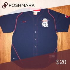NIKE MINNESOTA TWINS BASEBALL JERSEY Size: Large Condition: Pre-owned - Great Price: $20 Nike Other